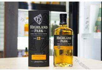高原騎士 Highland Park 12 Year 700ml