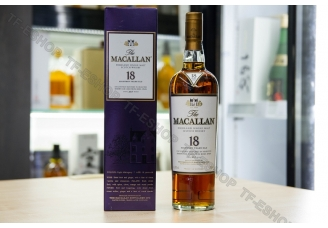 麥卡倫 Macallan Sherry Oak (2017) 18 Year 700ml