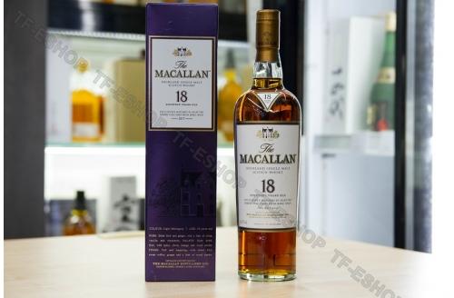 麥卡倫 Macallan Sherry Oak (2017) 18 Year 700ml