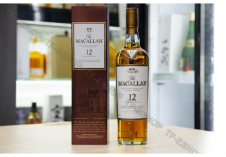 麥卡倫 Macallan Sherry Oak (2017) 12 Year 700ml