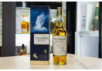 泰斯卡 Talisker 18 Year 700ml