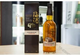 Suntory 三得利 山崎蒸餾所貯蔵 焙煎樽熟成梅酒 750ml