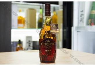 蝶矢 Choya AGED 3 Year 本格三年熟成梅酒 720ml