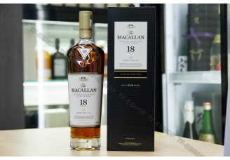 麥卡倫 Macallan Sherry Oak (2018) 18 Year 700ml